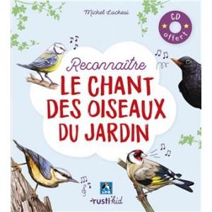 """Afficher """"Reconnaître le chant des oiseaux du jardin"""""""