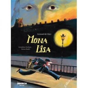 "Afficher ""Mona Lisa, Léonard de Vinci"""