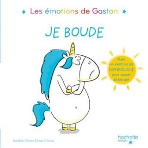 """Afficher """"Les émotions de Gaston Je boude"""""""