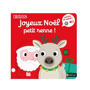 "Afficher ""Joyeux Noël petit renne !"""