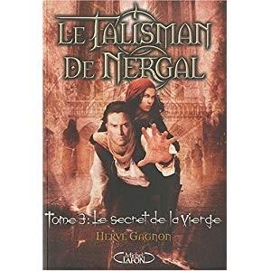 """Afficher """"Le talisman de Nergal n° 3 Le secret de la vierge"""""""