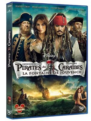 """Afficher """"Pirates des Caraïbes, la fontaine de jouvence"""""""