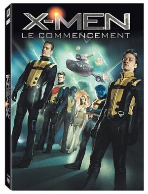 """Afficher """"X-Men - Le Commencement"""""""