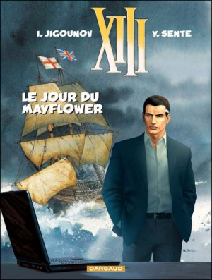 "Afficher ""XIII cycle 1 n° 20Le jour du ""Mayflower"""""