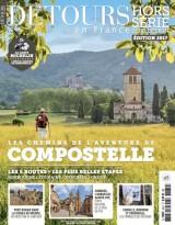 """Afficher """"Détours en France n° 34<br /> Les chemins de l'aventure de Compostelle"""""""
