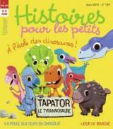 """Afficher """"Histoires pour les petits n° 139<br /> A l'école des dinosaures ! (mars 2015)"""""""