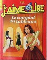 "Afficher ""J'aime lire n° 460<br /> J'aime lire - mai 2015"""
