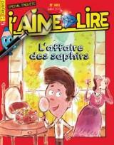 "Afficher ""J'aime lire n° 462 J'aime lire - Juillet 2015"""