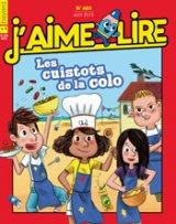 "Afficher ""J'aime lire n° 463<br /> J'aime lire - août 2015"""