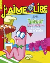 """Afficher """"J'aime lire n° 438<br /> Thierry le ver de terre (juillet 2013)"""""""