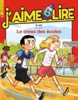 """Afficher """"J'aime lire n° 437<br /> Le Cross des écoles (juin 2013)"""""""