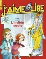 """Afficher """"J'aime lire n° 435<br /> L'Invitée royale (avril 2013)"""""""