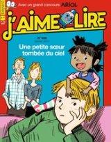 """Afficher """"J'aime lire n° 432<br /> Une Petite soeur tombée du ciel (janvier 2013)"""""""