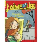 """Afficher """"J'aime lire n° 428<br /> Enquête à l'école (septembre 2012)"""""""