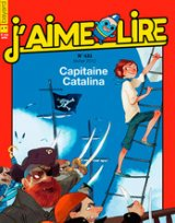 "Afficher ""J'aime lire n° 421 Capitaine Catalina"""