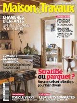 """Afficher """"Maison & Travaux n° 268<br /> Maison & Travaux - octobre 2015"""""""
