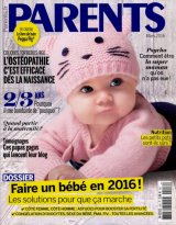 "Afficher ""Parents n° 558<br /> Parents - mars 2016"""