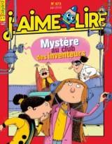 "Afficher ""J'aime lire n° 473"""