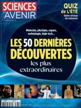 """Afficher """"Sciences et avenir n° 834<br /> Sciences et avenir - août 2016"""""""