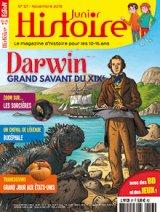 "Afficher ""Histoire junior n° 57<br /> Histoire junior - novembre 2016"""
