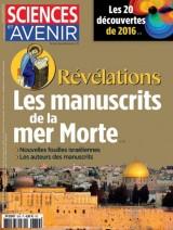 """Afficher """"Sciences et avenir n° 839<br /> Sciences et avenir - janvier 2017"""""""