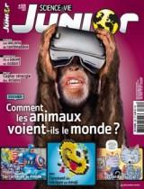 """Afficher """"Science & Vie JUNIOR n° 329Science & Vie JUNIOR - février 2017"""""""