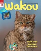 """Afficher """"Wakou n° 335 Petit chat sauvage des forêts"""""""