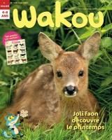 "Afficher ""Wakou n° 336<br /> Wakou - mars 2017"""