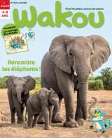 "Afficher ""Wakou n° 337<br /> Wakou - avril 2017"""
