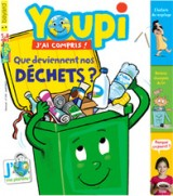 "Afficher ""Youpi n° 343 Youpi - avril 2017"""