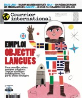 "Afficher ""Courrier international n° 1386<br /> Courrier international - 24 mai 2017 - 31 mai 2017"""