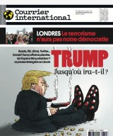 "Afficher ""Courrier international n° 1388<br /> Courrier international - 08 juin 2017 - 14 juin 2017"""