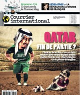 "Afficher ""Courrier international n° 1389<br /> Courrier international - 15 juin 2017 - 21 juin 2017"""