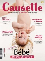 "Afficher ""Causette n° 75<br /> Causette - février 2017"""