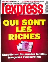 """Afficher """"L'Express n° 3443<br /> L'Express - 28 juin 2017 - 04 juillet 2017"""""""
