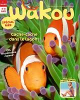 "Afficher ""Wakou n° 340<br /> Wakou - juillet 2017"""