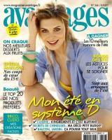 "Afficher ""Avantages n° 346 Avantages - juillet 2017"""