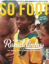 """Afficher """"SO FOOT n° 148<br /> 100 % Ronaldino, les dents et les pieds du bonheur"""""""