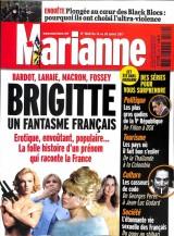 "Afficher ""Marianne n° 1060<br /> Marianne - 14 juillet 2017 - 20 juillet 2017"""
