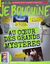 "Afficher ""Je bouquine n° 402<br /> Je bouquine - août 2017"""