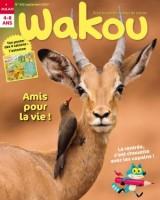 """Afficher """"Wakou n° 342<br /> Wakou - septembre 2017"""""""