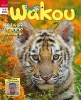 "Afficher ""Wakou n° 341<br /> Wakou - août 2017"""