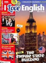"Afficher ""I love English n° 254<br /> I love English - septembre 2017"""