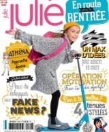 """Afficher """"Julie n° 230 Julie (Bray sur Somme) - Septembre 2017"""""""