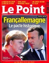 """Afficher """"Le Point n° 2350<br /> Le Point - 21 septembre 2017 - 27 septembre 2017"""""""