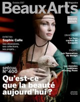 """Afficher """"Beaux-arts magazine n° 400<br /> Beaux-arts magazine - octobre 2017"""""""