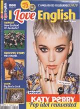 "Afficher ""I love English n° 255<br /> I love English - octobre 2017"""