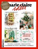 """Afficher """"Marie Claire idées n° 123<br /> Marie Claire idées - 01 novembre 2017 - 31 décembre 2017"""""""