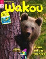 "Afficher ""Wakou n° 344<br /> Wakou - novembre 2017"""