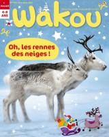 """Afficher """"Wakou n° 345<br /> Wakou - décembre 2017"""""""
